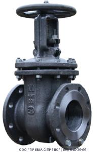 Задвижка стальная зкл2-25 30с64нж ду150 ру25 мзта